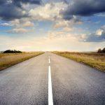 road horizon